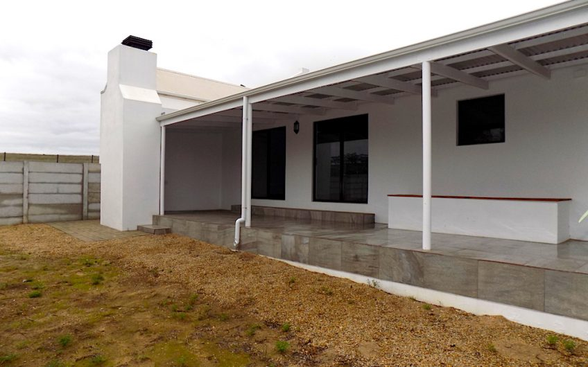 Brand New 2 Bedroom 2 Bathroom Home – Security Estate