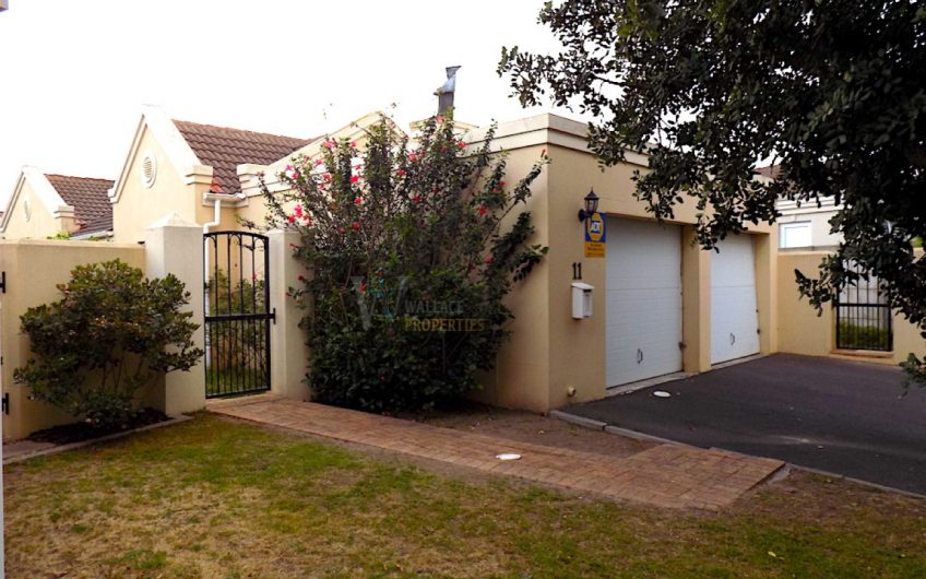 3 Bedroom Family Home – Security Estate